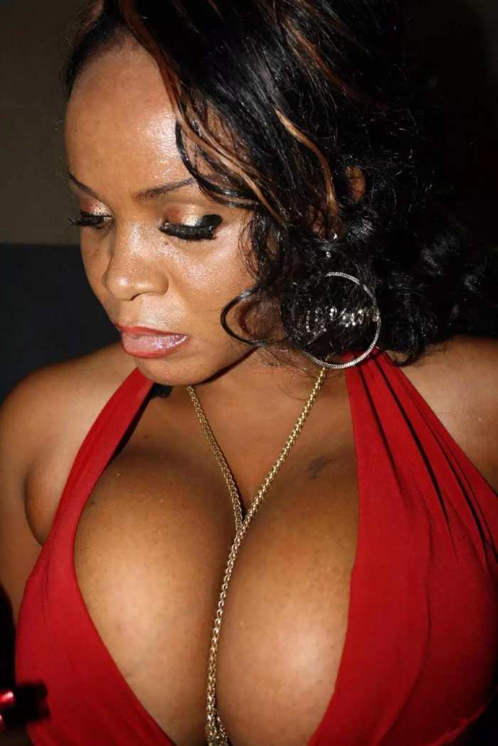 Busty nollywood actresses can