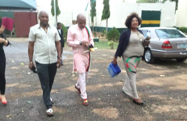 nnamdi kanu leaving prison
