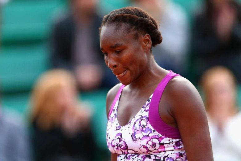 Five-time Wimbledon chaampion, Venus Williams