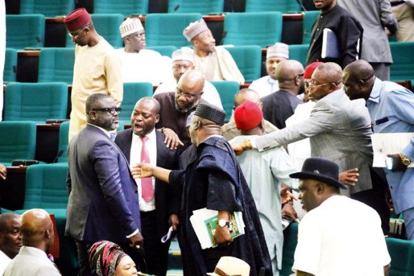House-of-Reps turmoil