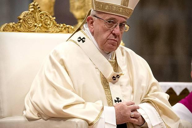 Vatican Pope New Bishops