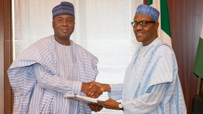 Saraki-and-Buhari
