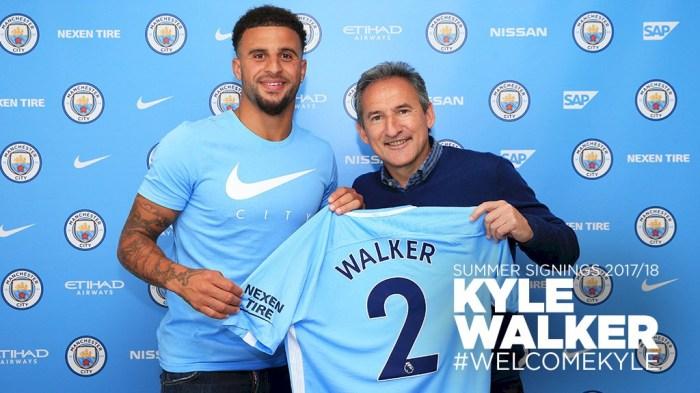 walker joins city
