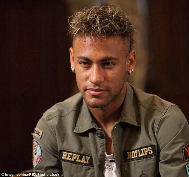 neymar replay