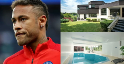 neymar house i