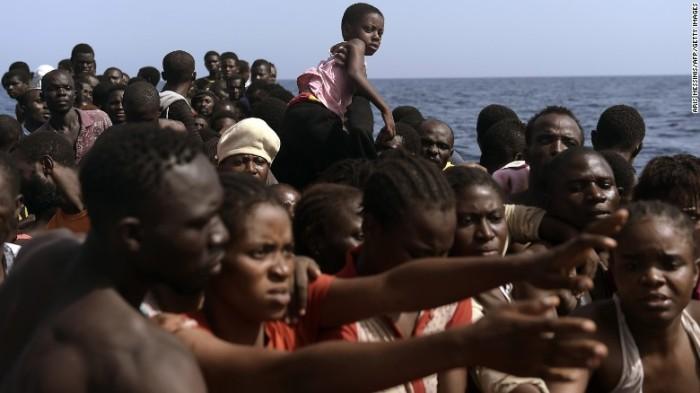 Slaves-Libya
