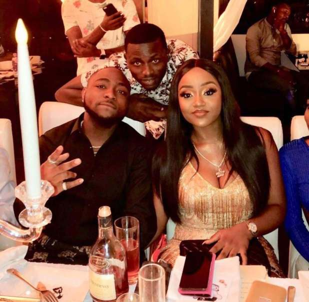 davido-surprises-chioma-with-a-porsche-cayenne-for-her-23rd-birthday