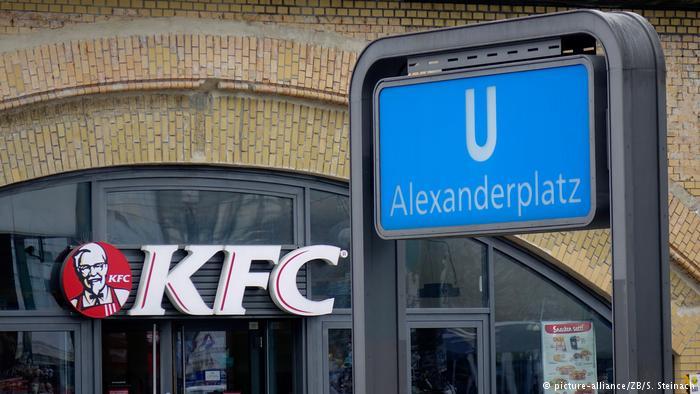 kfc alexanderplatz