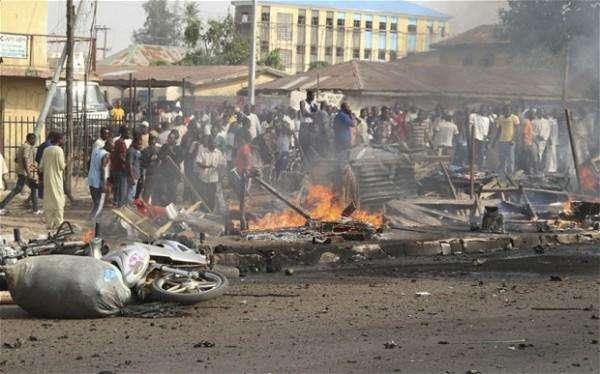 Maiduguri-bombings