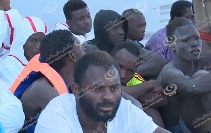 nigerian migrants sue libya