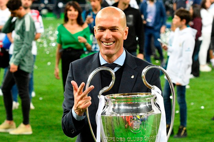 Zidane-UCL-2018