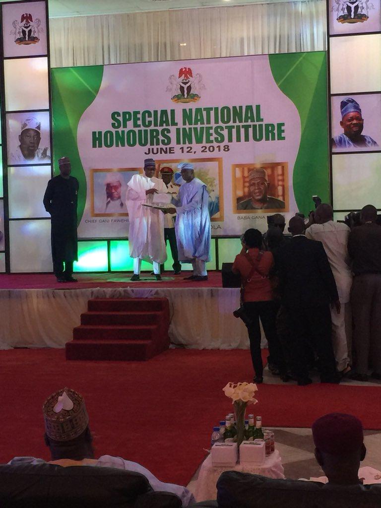 award abiola