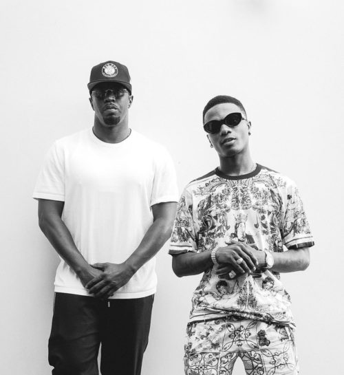 diddy and whizkid