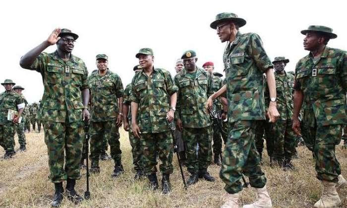 buhari army