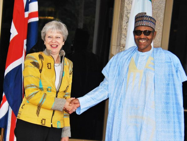 may and buhari