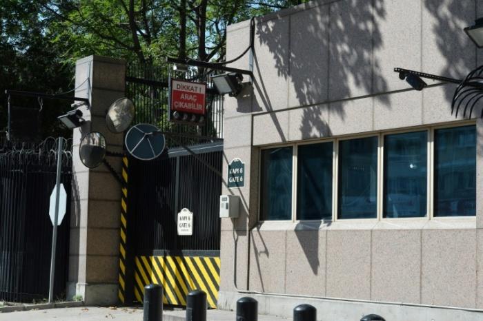usa embassy ankara
