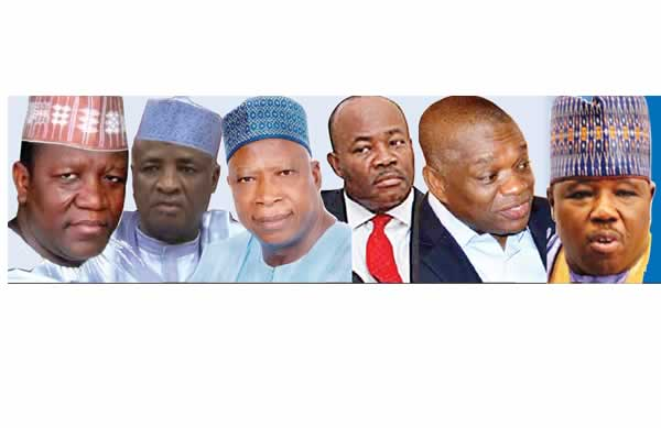 buhari eight corrupt suppoters