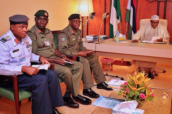 Buhari-and-service-chiefs
