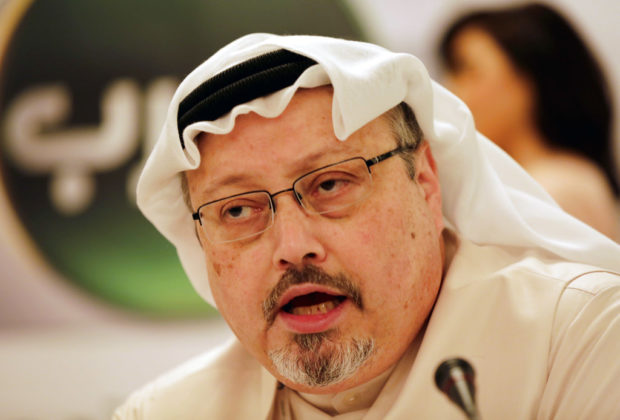 Saudi Arabia Missing Writer