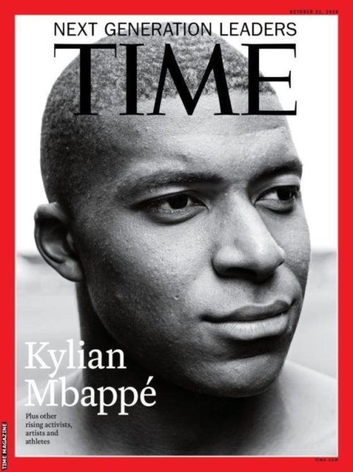 mbappe-time magazine