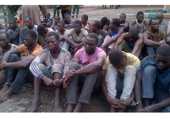 Suspected-Boko-Haram-members