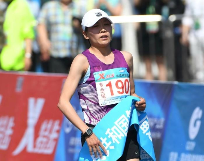 china atthlete