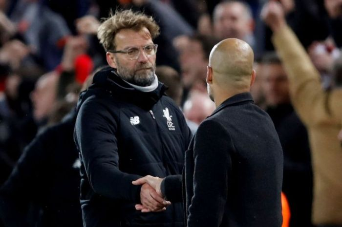 klopp and gaurd