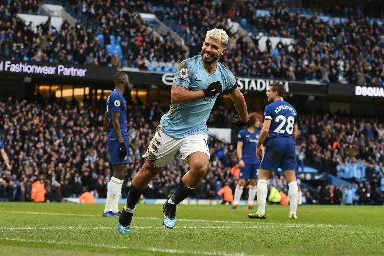 Chelsea Man City Score: Aguero Scores A Hattrick As Man City Hit Chelsea For Six