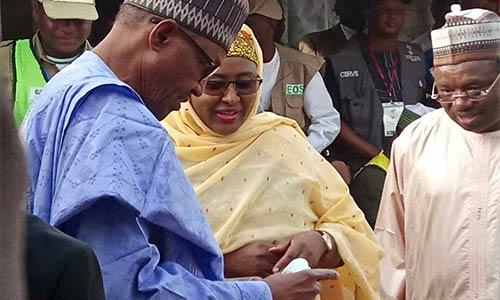Buhari-and-wife