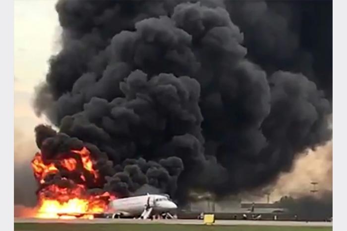 russian-plane-crash-landed