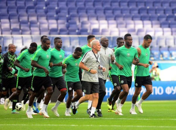 Super-Eagles-players-in-training
