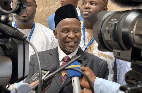 Buhari-swears-in-Ibrahim-Muhammad-as-CJN