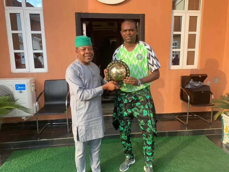 ihedioha and kanu