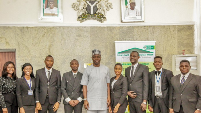 makinde and law students